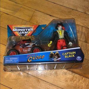 Monster Jam Creatures Pirates Curse